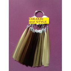 Wzornik kolorów włosów
