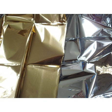 Folia złoto-srebrna