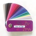 ZIMA / WINTER Karnet kolorystyczny